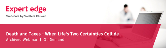 Death and Taxes - When Life's Two Certainties Collide - Video on Demand