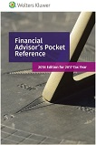 Financial Advisor's Pocket Reference, 2018 Edition for the 2017 Tax Year