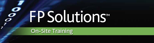 FP Solutions Training