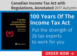 Canadian Income Tax Act with Regulations, 10th Edition