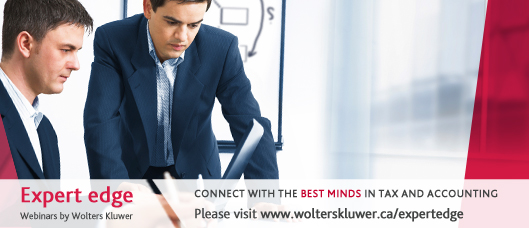 Webinars by Wolters Kluwer. Connect with the best minds in tax and accounting. Click here to view a list of our upcoming webinars.